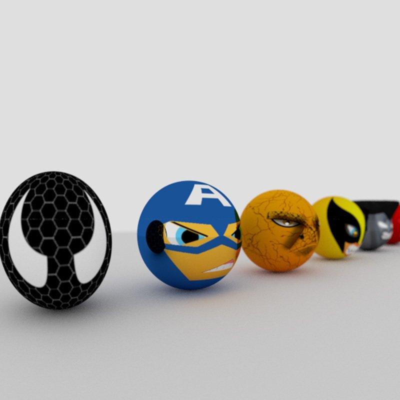 Emoji 3D